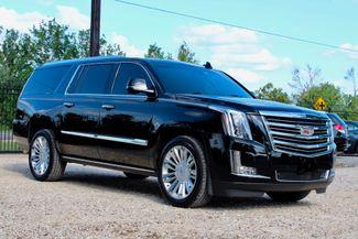 2016 Cadillac Escalade ESV Platinum 4X4 Sealy, Texas 1