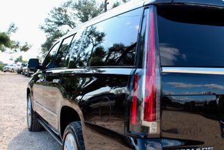 2016 Cadillac Escalade ESV Platinum 4X4 Sealy, Texas 8