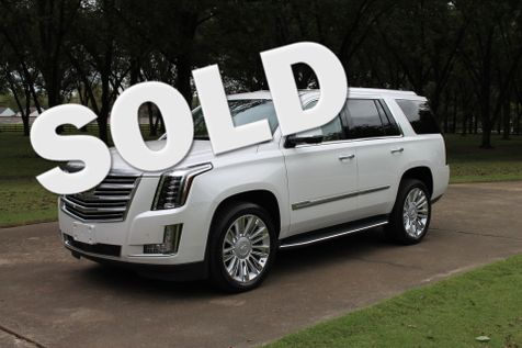 2016 Cadillac Escalade Platinum 4WD in Marion, Arkansas