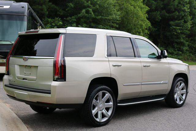 2016 Cadillac Escalade 4x4 Luxury Collection Mooresville, North Carolina 5