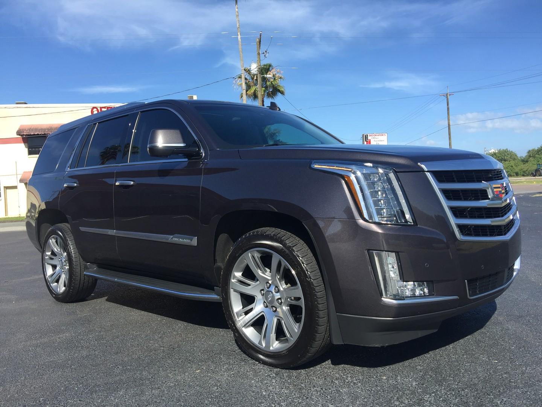 Cadillac Escalade Price 2016 >> 2016 Cadillac Escalade PREMIUM 4X4 DVD 1 OWNER Florida Bayshore Automotive