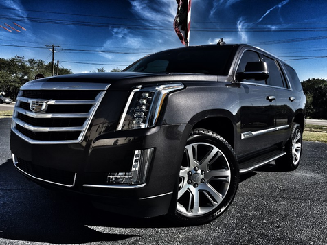 2016 Cadillac Escalade PREMIUM 4X4 DVD 1 OWNER in , Florida