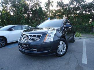 2016 Cadillac SRX Luxury Collection SEFFNER, Florida