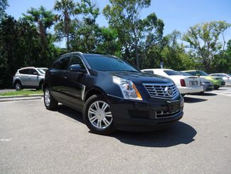 2016 Cadillac SRX Luxury Collection AWD NAVIGATION SEFFNER, Florida 10