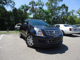2016 Cadillac SRX Luxury Collection AWD NAVIGATION SEFFNER, Florida 11