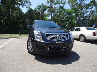 2016 Cadillac SRX Luxury Collection AWD NAVIGATION SEFFNER, Florida 12