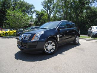 2016 Cadillac SRX Luxury Collection AWD NAVIGATION SEFFNER, Florida 6