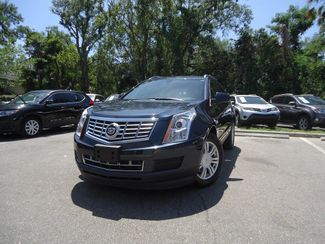 2016 Cadillac SRX Luxury Collection AWD NAVIGATION SEFFNER, Florida 8