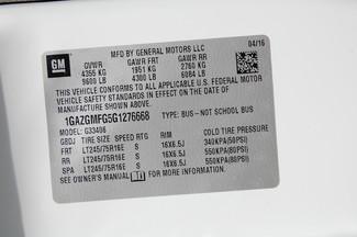 2016 Chevrolet 12 Pass. LT Charlotte, North Carolina 19
