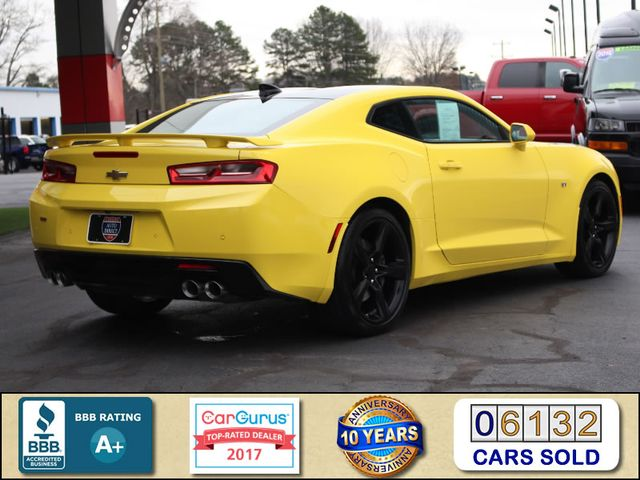 2016 Chevrolet Camaro SS/2SS - MAGNETIC RIDE - PERFORMANCE EXHAUST! Mooresville , NC 2