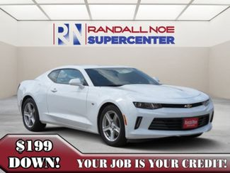 2016 Chevrolet Camaro LT | Randall Noe Super Center in Tyler TX