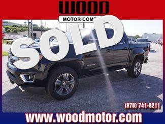 2016 Chevrolet Colorado 4WD LT Harrison, Arkansas