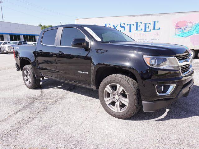 2016 Chevrolet Colorado 4WD LT Harrison, Arkansas 5