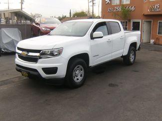 2016 Chevrolet Colorado 2WD WT Los Angeles, CA