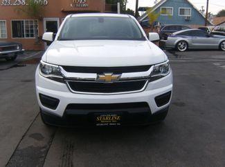 2016 Chevrolet Colorado 2WD WT Los Angeles, CA 1
