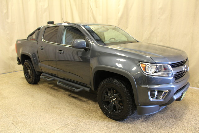 2016 Chevrolet Colorado Trail Boss Edition Roscoe, Illinois 0