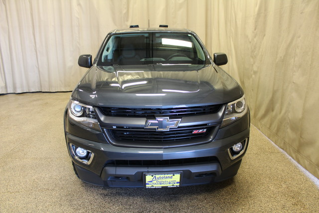 2016 Chevrolet Colorado Trail Boss Edition Roscoe, Illinois 3