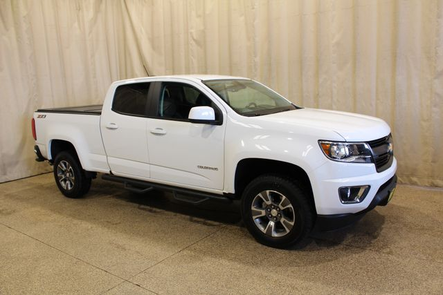 2016 Chevrolet Colorado 4WD Z71 Roscoe, Illinois 0