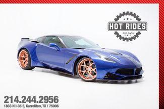 2016 Chevrolet Corvette Supercharged SEMA Widebody Show Car | Carrollton, TX | Texas Hot Rides in Carrollton
