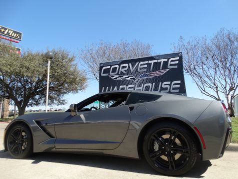 2016 Chevrolet Corvette Coupe Auto 1LT, NAV, NPP, Black Alloys 19k! | Dallas, Texas | Corvette Warehouse  in Dallas, Texas