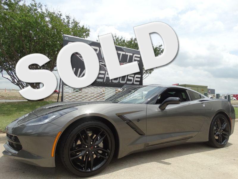 2016 Chevrolet Corvette Coupe 2LT, FE2, NAV, NPP, Black Alloys 3k! | Dallas, Texas | Corvette Warehouse