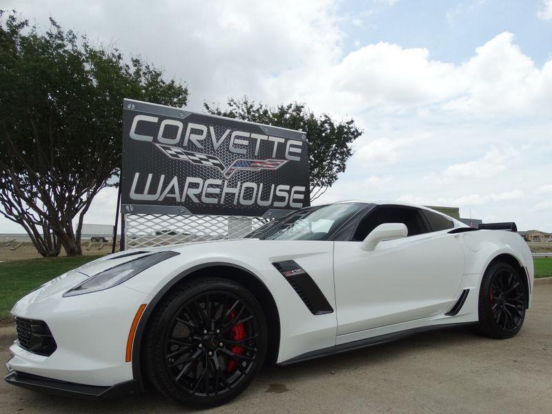 2016 Chevrolet Corvette Z06 3LZ, Z07, CFZ, J57, NAV, NPP, Alloys 16k!  | Dallas, Texas | Corvette Warehouse