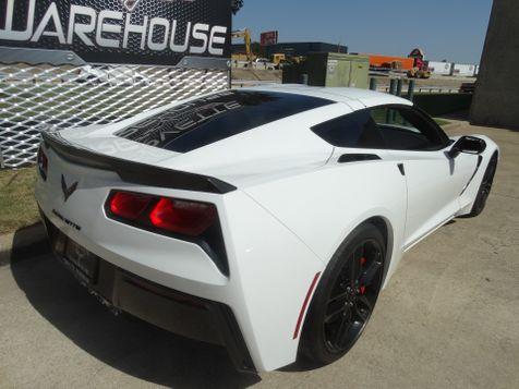 2016 Chevrolet Corvette Coupe Z51, 2LT, FE4, NPP, NAV, Black Alloys! | Dallas, Texas | Corvette Warehouse  in Dallas, Texas