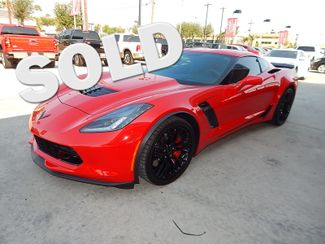 2016 Chevrolet Corvette Z06 1LZ SUPERCHARGED Harlingen, TX
