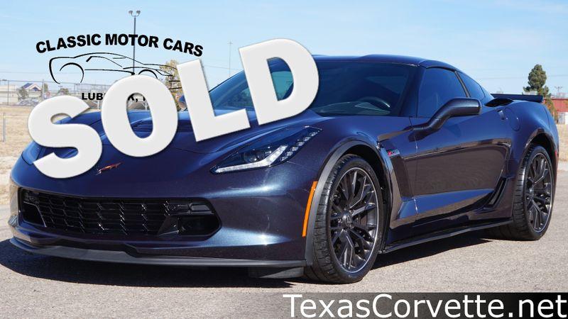 2016 Chevrolet Corvette Z06 3LZ | Lubbock, Texas | Classic Motor Cars