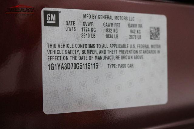 2016 Chevrolet Corvette Merrillville, Indiana 50