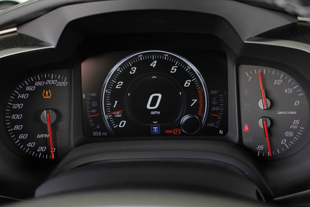 2016 Chevrolet Corvette Z06 3LZ - Z07 PKG - CARBON FIBER - CERAMIC BRAKES! Mooresville , NC 9