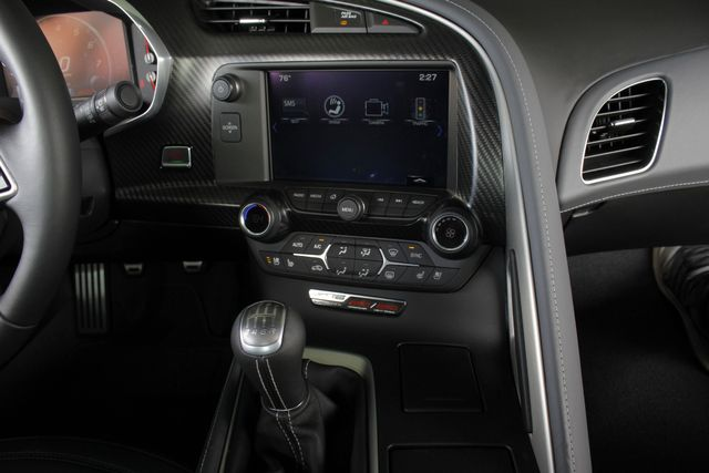 2016 Chevrolet Corvette Z06 3LZ - Z07 PKG - CARBON FIBER - CERAMIC BRAKES! Mooresville , NC 10