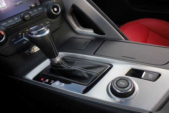 2016 Chevrolet Corvette LT ADRENALINE RED LEATHER - UPGRADED WHEELS! Mooresville , NC 32