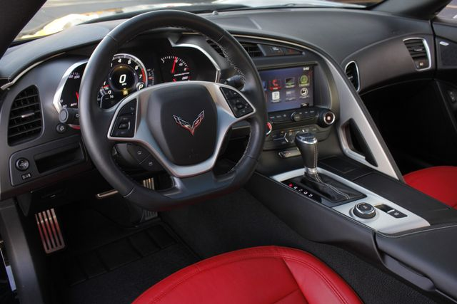 2016 Chevrolet Corvette LT ADRENALINE RED LEATHER - UPGRADED WHEELS! Mooresville , NC 25