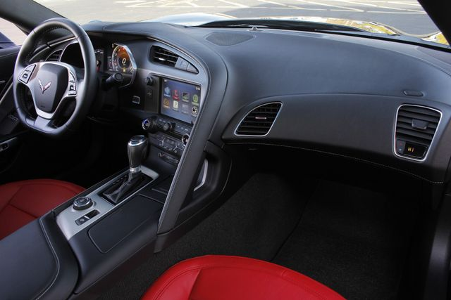 2016 Chevrolet Corvette LT ADRENALINE RED LEATHER - UPGRADED WHEELS! Mooresville , NC 26