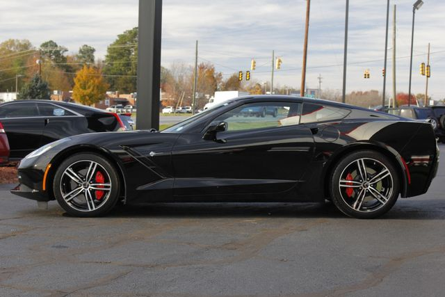 2016 Chevrolet Corvette LT ADRENALINE RED LEATHER - UPGRADED WHEELS! Mooresville , NC 14