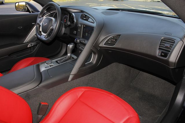 2016 Chevrolet Corvette LT ADRENALINE RED LEATHER - UPGRADED WHEELS! Mooresville , NC 27