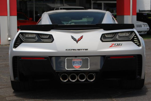 2016 Chevrolet Corvette Z06 3LZ - SUPERCHARGED - REMOTE START! Mooresville , NC 16