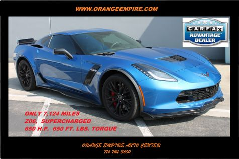 2016 Chevrolet Corvette Z06 in Orange, CA