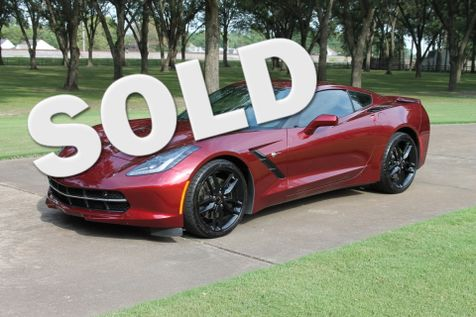 2016 Chevrolet Corvette Stingray Z51 2LT  in Marion, Arkansas