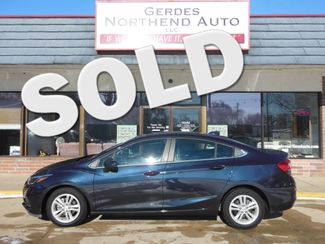 2016 Chevrolet Cruze LT Clinton, Iowa