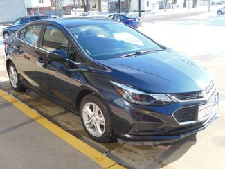 2016 Chevrolet Cruze LT Clinton, Iowa 1