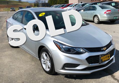 2016 Chevrolet Cruze LT in Derby, Vermont