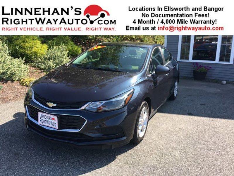 2016 Chevrolet Cruze LT  in Bangor, ME