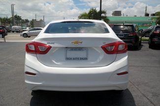 2016 Chevrolet Cruze LT Hialeah, Florida 4