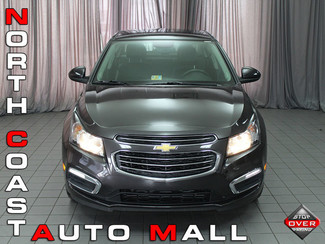 2016 Chevrolet Cruze Limited LTZ in Akron, OH