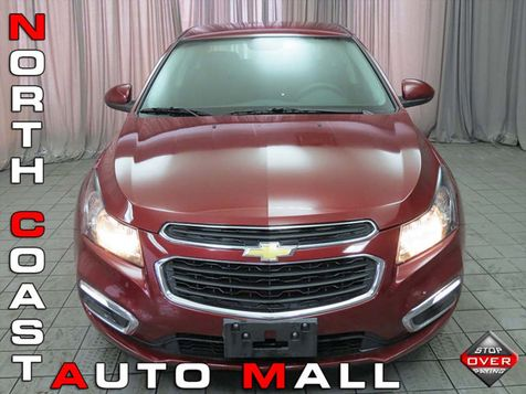 2016 Chevrolet Cruze Limited LT in Akron, OH