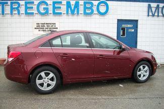 2016 Chevrolet Cruze Limited LT Bentleyville, Pennsylvania 45