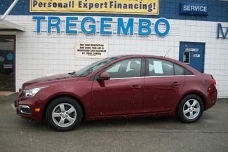 2016 Chevrolet Cruze Limited LT Bentleyville, Pennsylvania 23