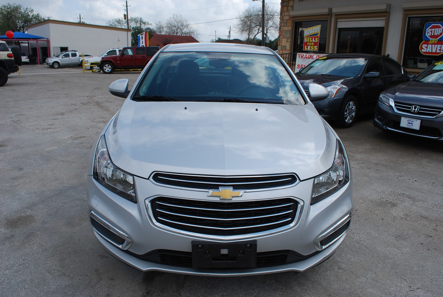 2016 chevrolet cruze limited ltz brownsville tx english motors. Black Bedroom Furniture Sets. Home Design Ideas